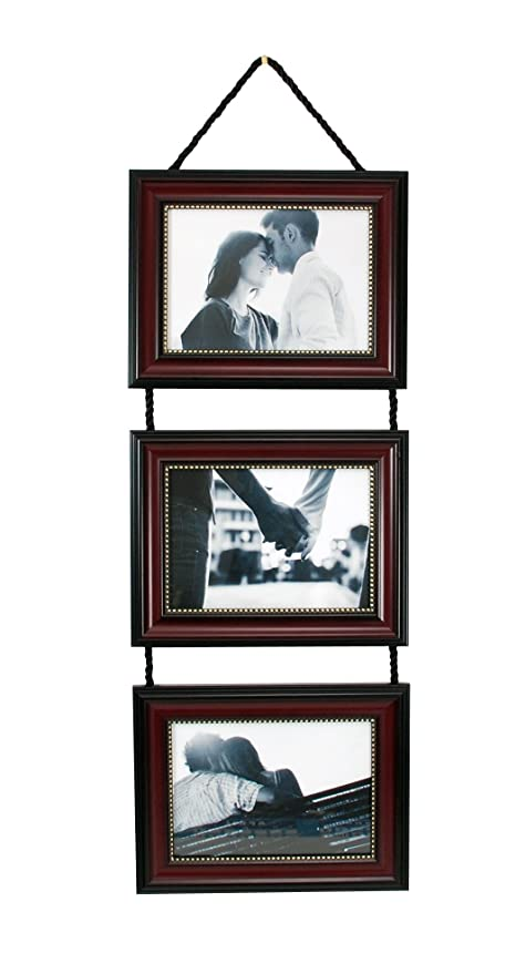 Amazon.com - Kiera Grace Horizontal Lucy Collage Picture Frames on ...