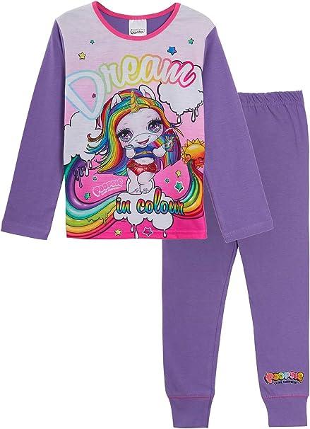 Poopsie Girls Slime Surprise - Pijama Infantil de Unicornio arcoíris  Multicolor 4-5 Años: Amazon.es: Ropa y accesorios