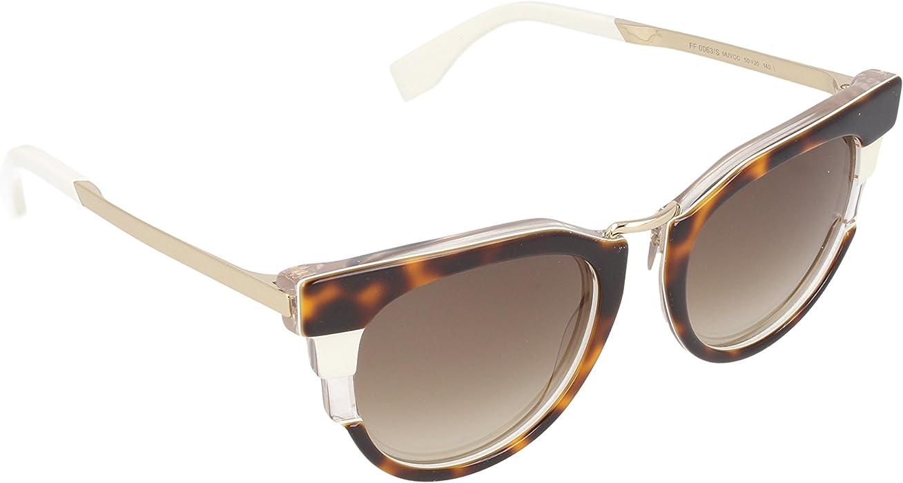 424c3972a5697 Amazon.com  Fendi Women s Bold Sunglasses