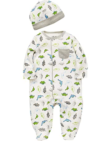 73754068a4 One Pieces Rompers Boy's Infants Toddlers | Amazon.com