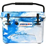 Fatboy 20QT Rotomolded Chest Ice Box Cooler Marine Camo