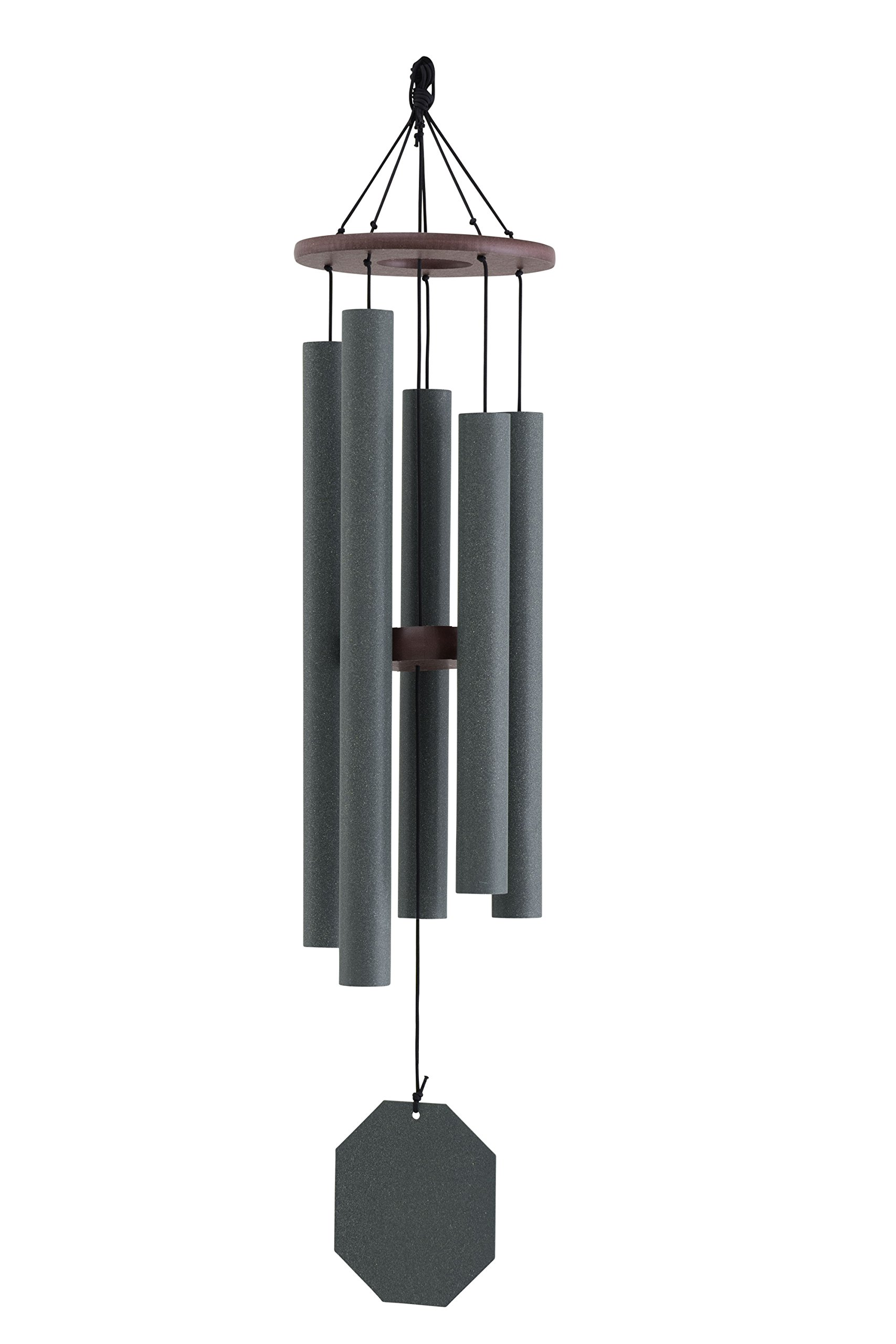 38'' Solar Singer Wind Chime - Amish Handcrafted