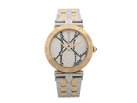 Image Unavailable. Image not available for. Color  Just Cavalli ANIMAL  Devore Women s Silver Watch 04bf0de96f