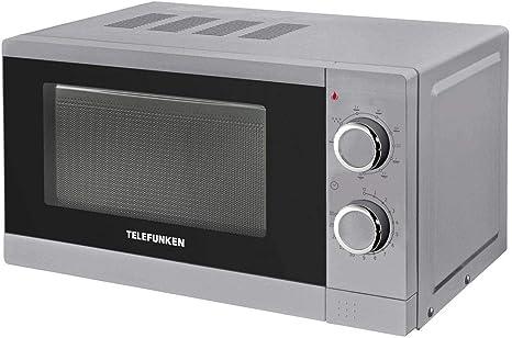Microondas grill Telefunken MW25SG – 20 L – 900 W: Amazon.es ...