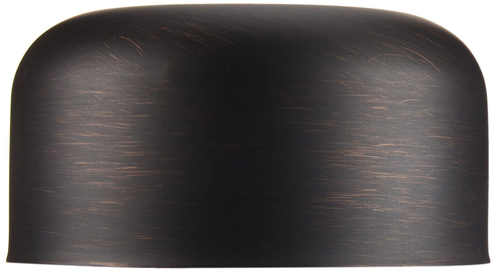 Jones Stephens E0415WB Escutcheon Old World Bronze 1-1/2-Inch Tubular Box Pattern by Jones Stephens Corporation (Image #1)