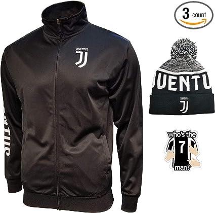 para Hombre Juventus Ufficiale Sudadera con Capucha