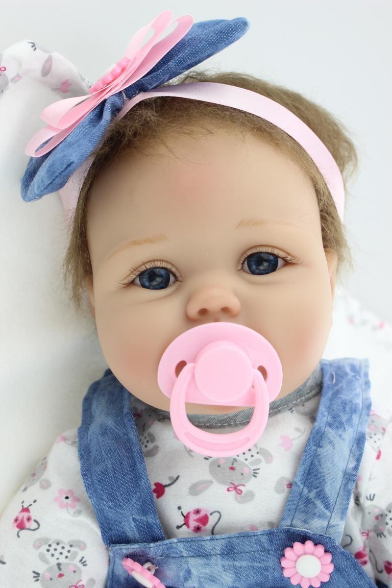 Amazon.es: Nicery Pinky Munecas Reborn Baby Vinilo de ...