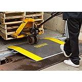Aluminum Trailer Loading Dock Plate