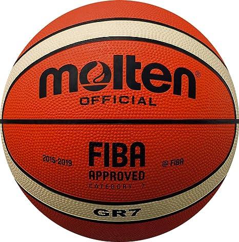 MOLTEN BGR Balón de baloncesto de entrenamiento y práctica oficial ...