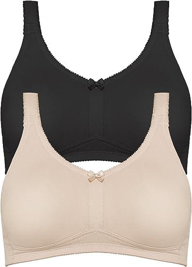 Naturana - Sujetadores para la mastectomía para Mujer 5801 (Pack ...