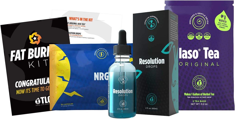 NRG Increase Energy Burn Fat Total Life Changes 30 Capsules