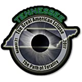 EC005 – Tennessee - Great American Eclipse 2017 Sticker