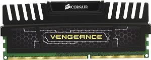 Corsair CMZ12GX3M3A1600C9 Vengeance 12GB (3x4GB) DDR3 1600 MHz (PC3 12800) Desktop Memory 1.5V