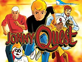Jonny Quest Season 1