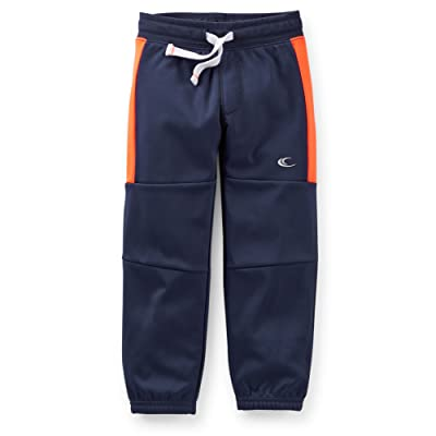 Carter's Baby Boys Tricot Active Pants (24M, Navy)