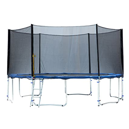 Amazon Exacme Tuv Approved Trampoline With Safety Pad