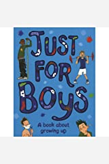 Just For Boys Hardcover