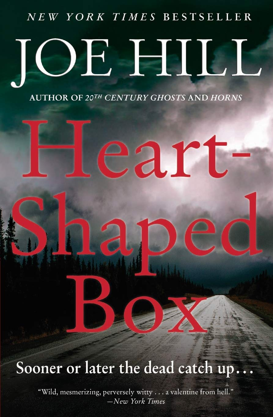 Heart Shaped Box 9780061944895 Joe Hill Books