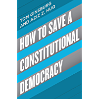 How to Save a Constitutional Democracy (English Edition)