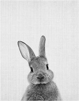 back view rabbit print,bathroom wall art,bunny prints decor,rabbit wallpaper