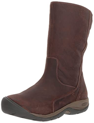 d59e740228a4 Amazon.com  Keen Women s Presidio Ii Boot Wp Mid Calf  Shoes