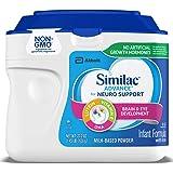 Similac 雅培 Advance Non-GMO 含铁婴儿奶粉(0-12个月) 23.2盎司(658g)(6罐装)