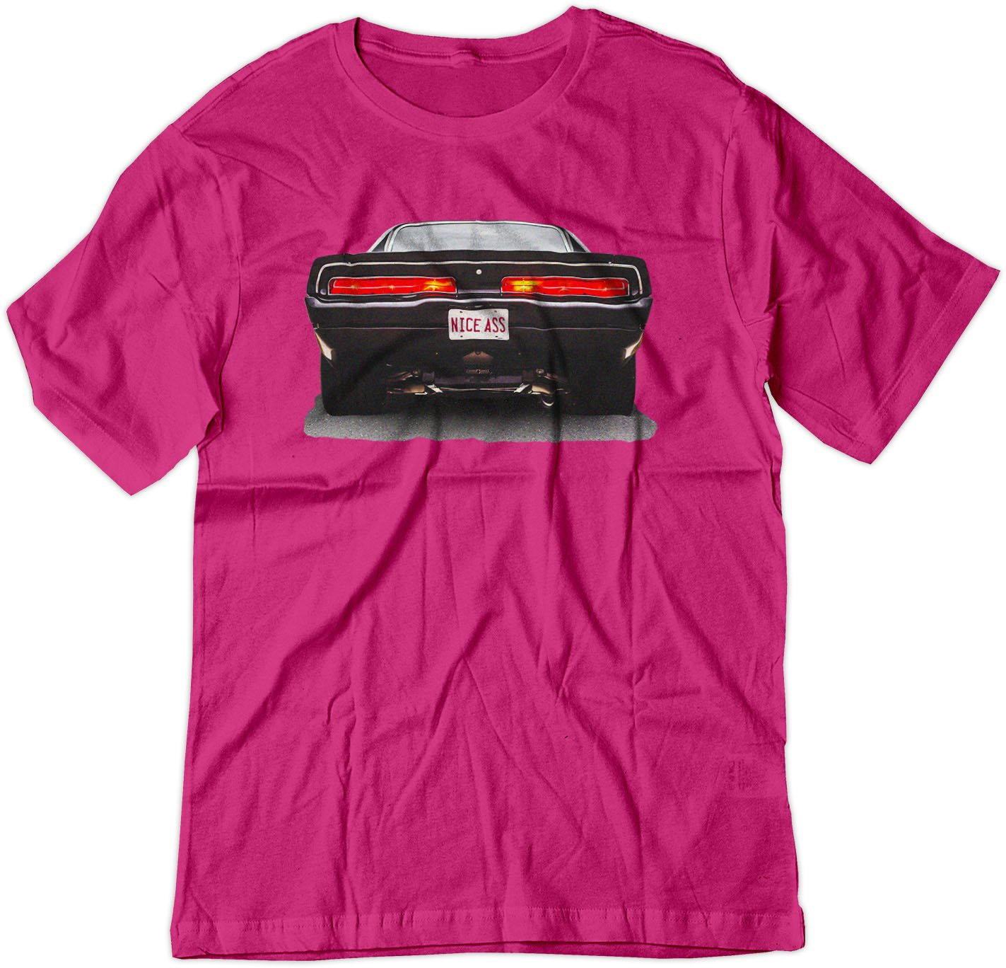 Bsw Mens Nice Ass 1969 Dodge Charger V8 American Muscle Color Chart Shirt Clothing
