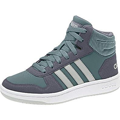 online store 454d3 aaa4e adidas Hoops Mid 2.0, Chaussures de Basketball Mixte Enfant Amazon.fr  Chaussures et Sacs