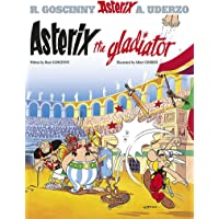 Asterix: Asterix The Gladiator: Album 4: Bk. 4