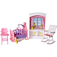 Irra Bay Dollhouse Furniture (Baby Room)