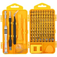 Apsung 110-in-1 Professional Precision Screwdriver Set (Yellow)