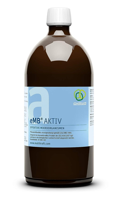 EMC EMB activo, 1 litros - efectiva microorganismos agotan de ...