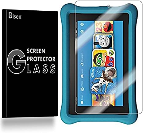 Anti-Glare Matte Screen Protector 7th Gen 2017 3-PACK BISEN Amazon Fire HD 8