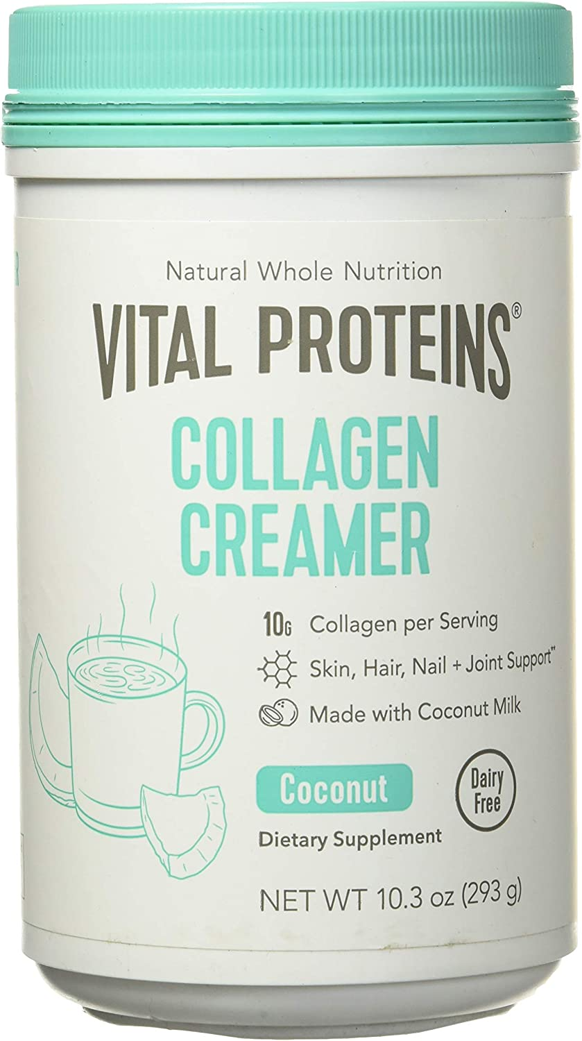 Amazon Com Vital Proteins Collagen Creamer Coconut 10oz Dairy Free Paleo And Keto Friendly Health Personal Care,Different Types Of Flower Arrangement Pdf
