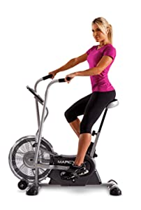 Marcy Exercise Upright Fan Bike Air-1