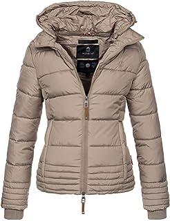 Marikoo Outdoor Jacke Damen Warm Jacke Stepp Streetwear VzSMqUp