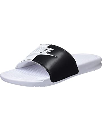 e86ad0682c56bc NIKE Women s Benassi Just Do It Synthetic Sandal