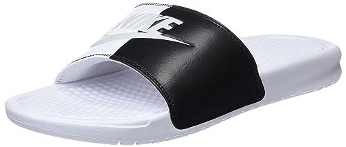 Nike Benassi JDI, Chaussures de Plage & Piscine Femme ...