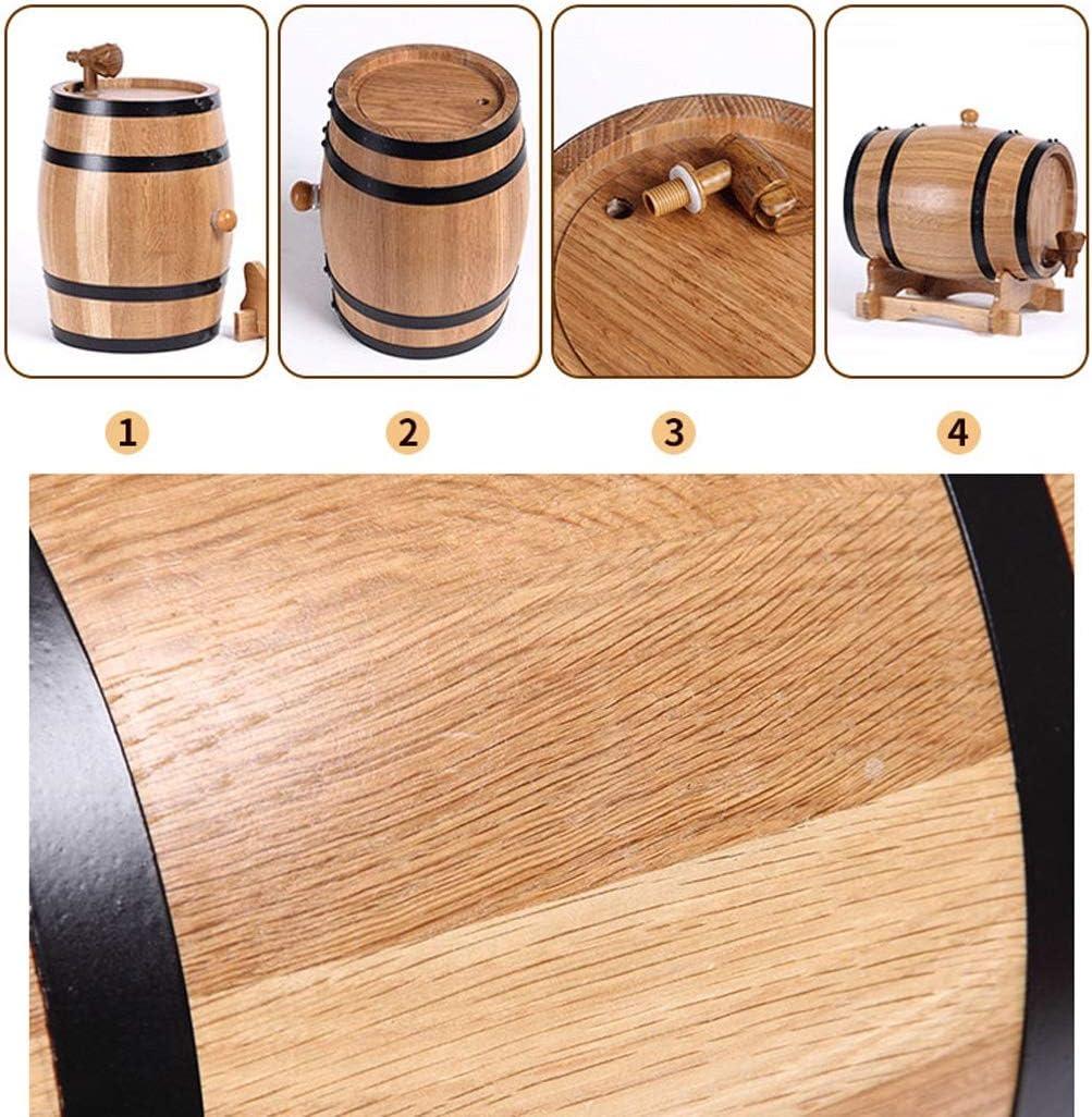 HXPP Barril De Vino De Roble, Inicio Cubo del Whisky Barril ...