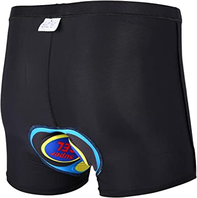 5D Gel Padded Bicycle Cycling Underwear Shorts Bike Short Breathable Pants S-3XL
