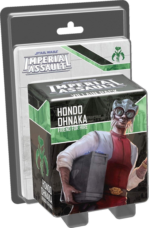Star Wars: Imperial Assault - Hondo Ohnaka