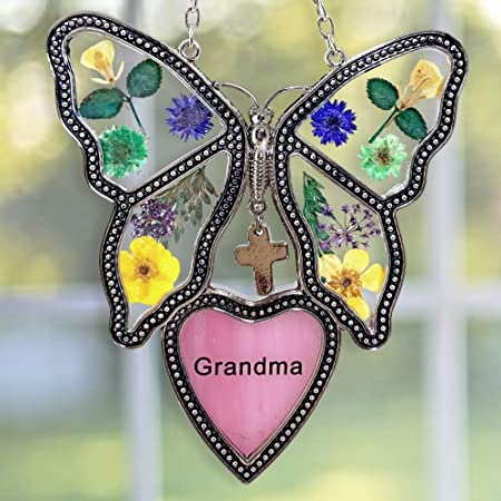 Amazon.com: BANBERRY DESIGNS Grandma Butterfly ...
