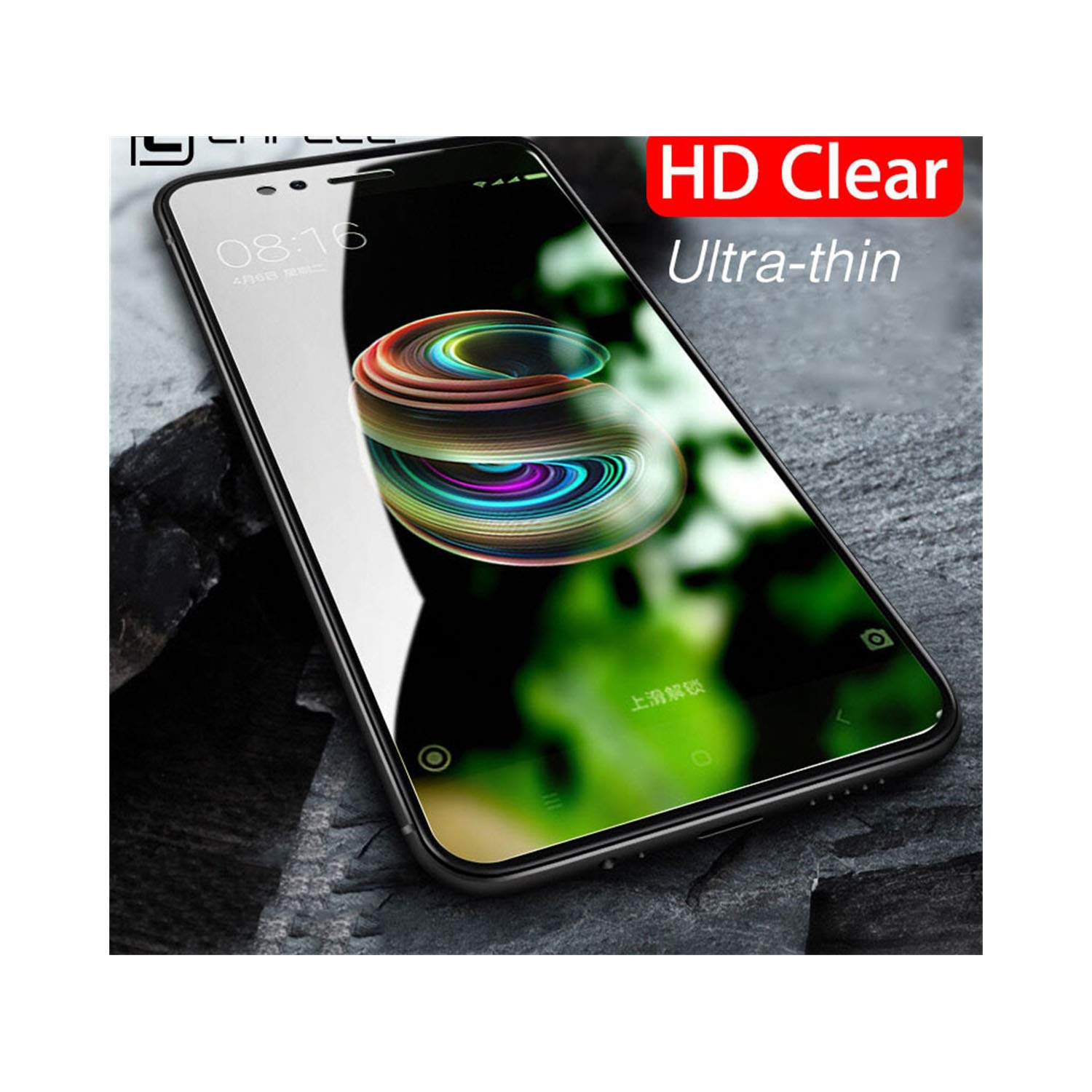 LZHANDA Protectores de Pantalla Tempered Glass For Mi 6 5 5S A2 A1 ...