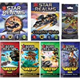 Star Realms Bundle of Base Game, Colony Wars Deck, the Gambit Set, and the United Set
