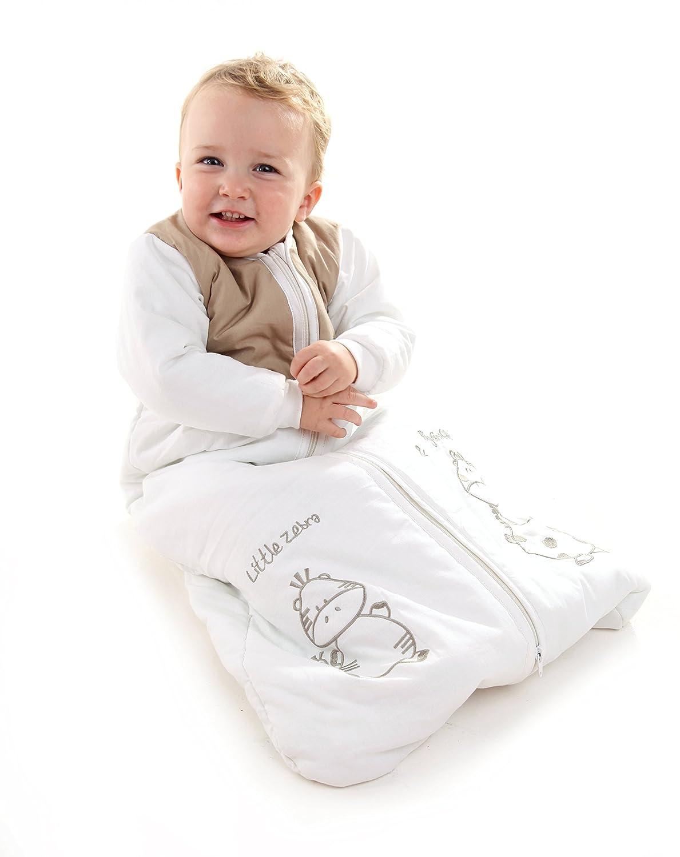 Cartoon Animal Slumbersafe Baby Sleeping Bag Long Sleeves 2.5 Tog 6-18 months//MEDIUM