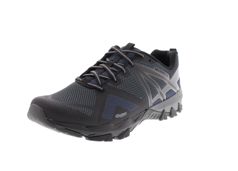 Merrell MQM Flex Spatzierungsschuhe - SS18  UK Size 125 (EU 48, US 13)|Grey/Black