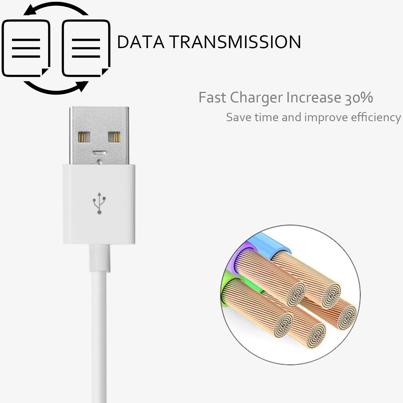 amazon com: ipod shuffle cable, disdim 2 pack 3 5mm jack/plug