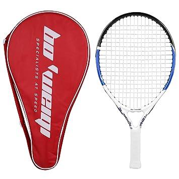 Amazon.com: Fostoy - Raqueta de tenis para niños con bolsa ...
