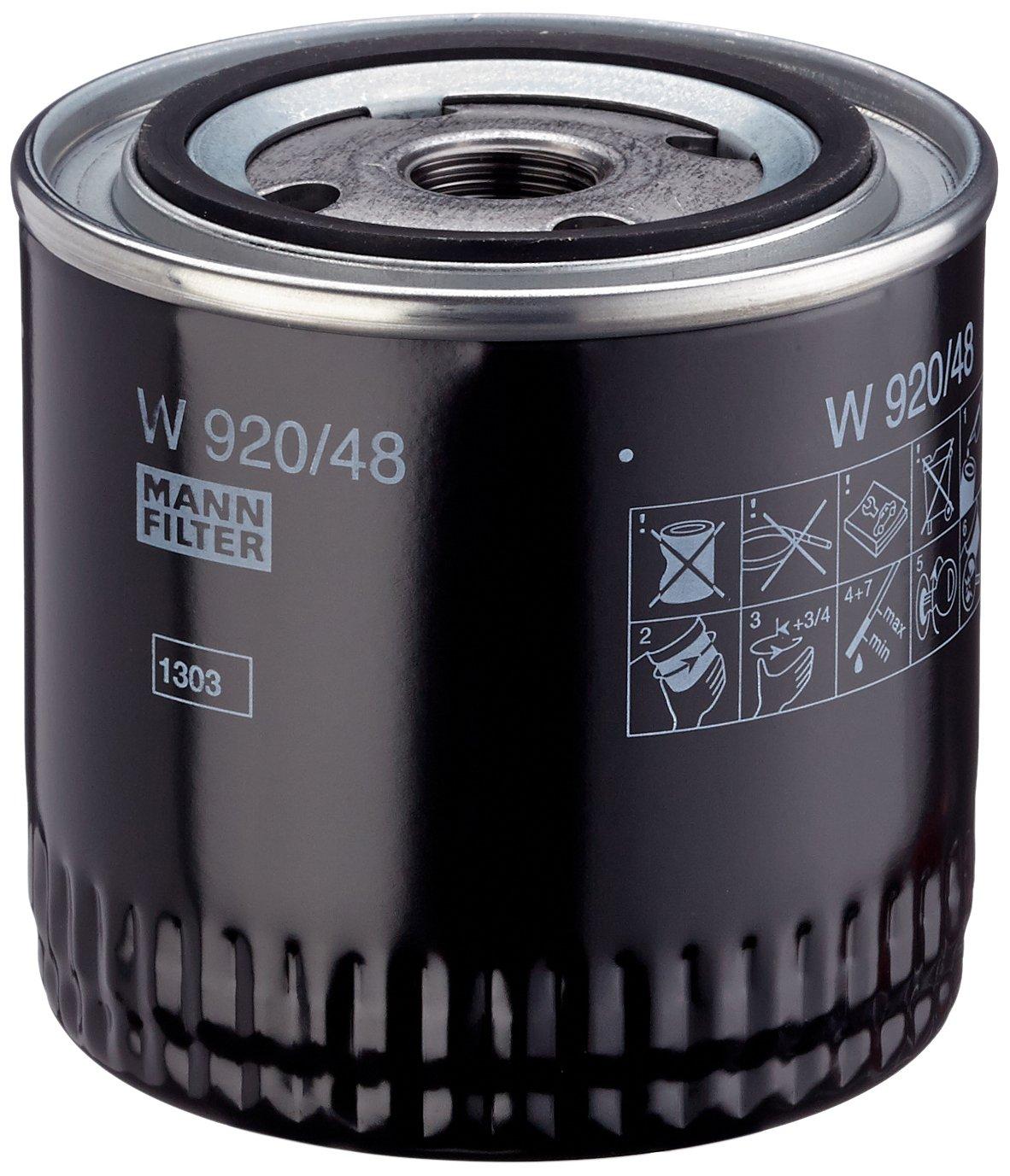 Mann Filter W92048 Filtre /à huile