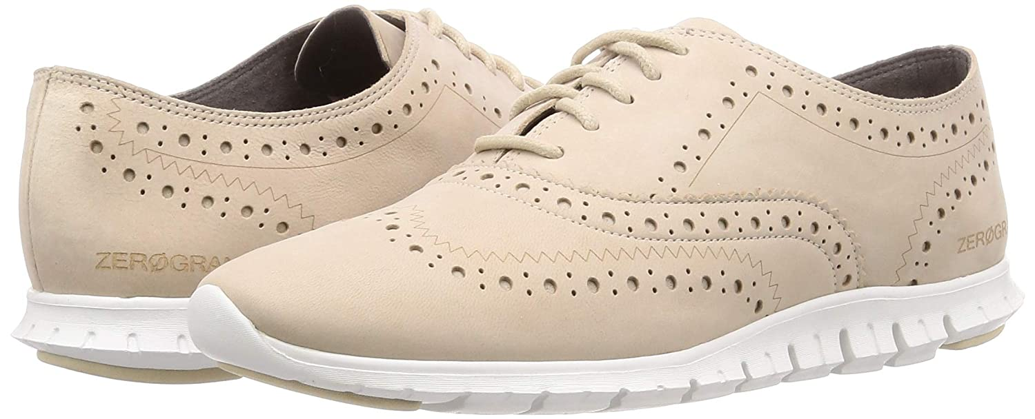 Cole Haan Womens Zerogrand Wing Oxford Closed Hole Ii